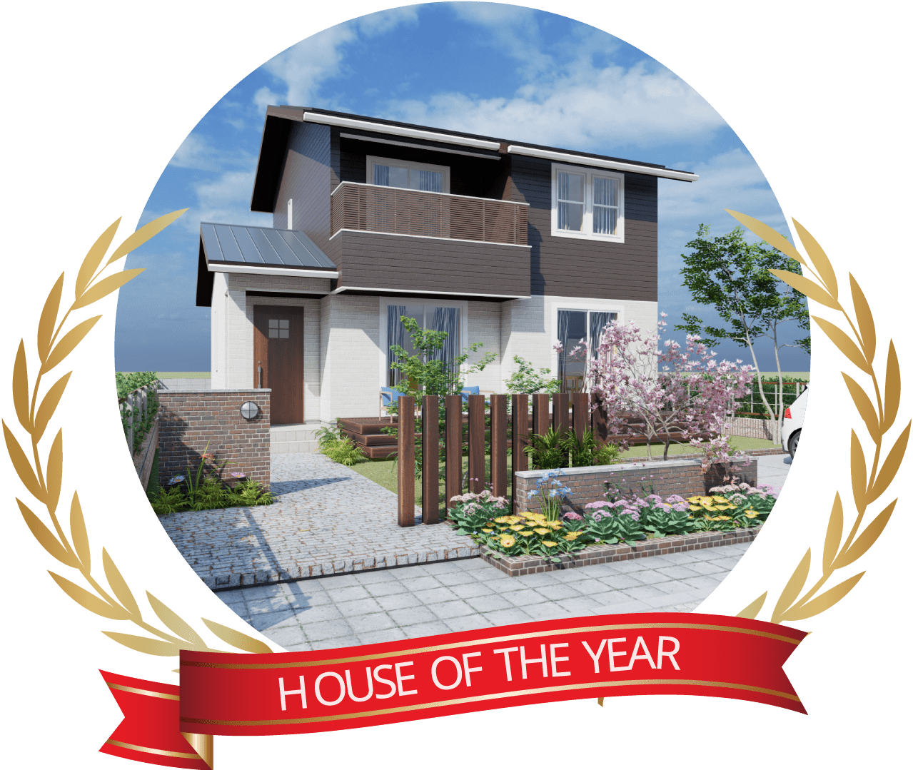 HOUSE OF THE YEAR